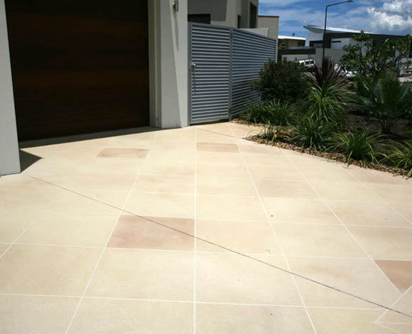 Brisbane Driveway And External Epoxy Flooring Concrete
